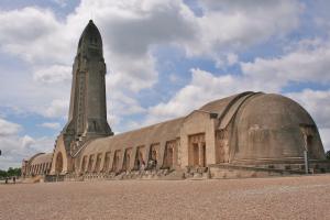 Douamont Ossuary near Verdun